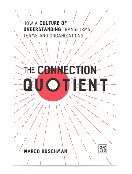 Connection Quotient book by Marco Buschman